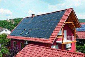Solaranlage Roto | OPTA Massivhaus
