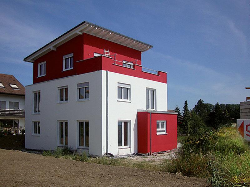 Hauslinie Cubus | OPTA Massivhaus