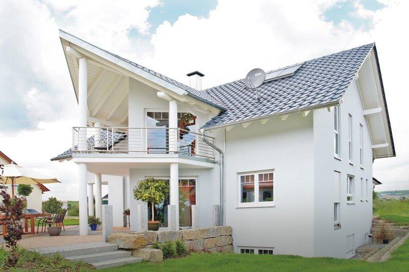 Hauslinie Villa | OPTA Massivhaus
