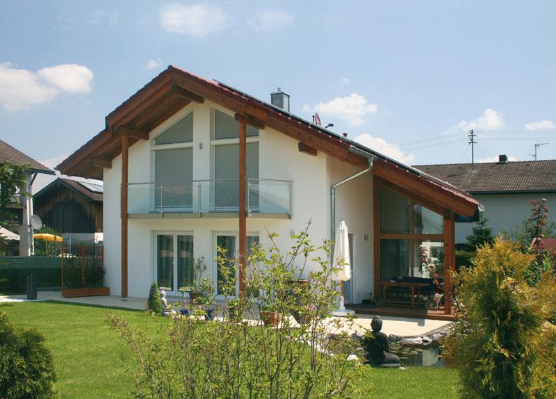 Hauslinie Landhaus | OPTA Massivhaus | Maier Wohnbau GmbH, 82547 Eurasburg