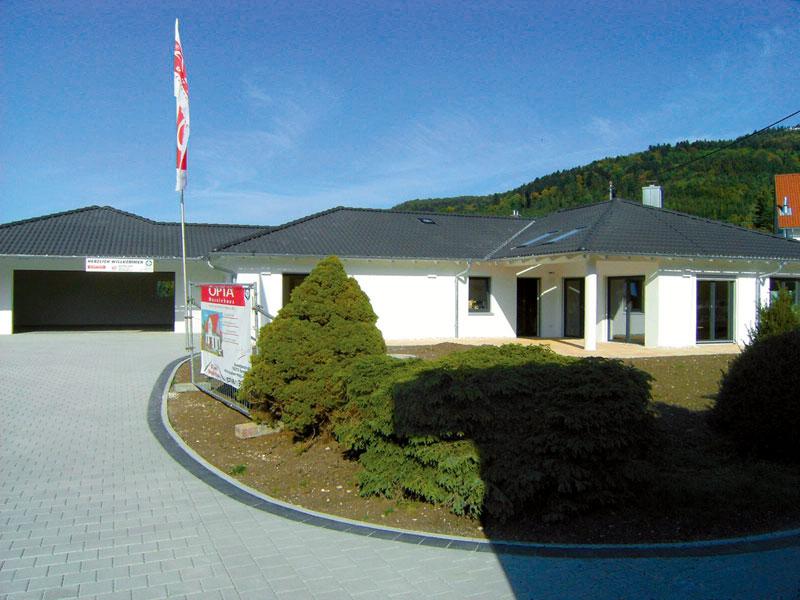Hauslinie Bungalow | OPTA Massivhaus