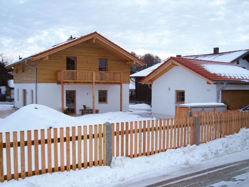 Hauslinie Landhaus | OPTA Massivhaus | Sebastian Pauker Bauunternehmen GmbH, 83549 Alteiselfing