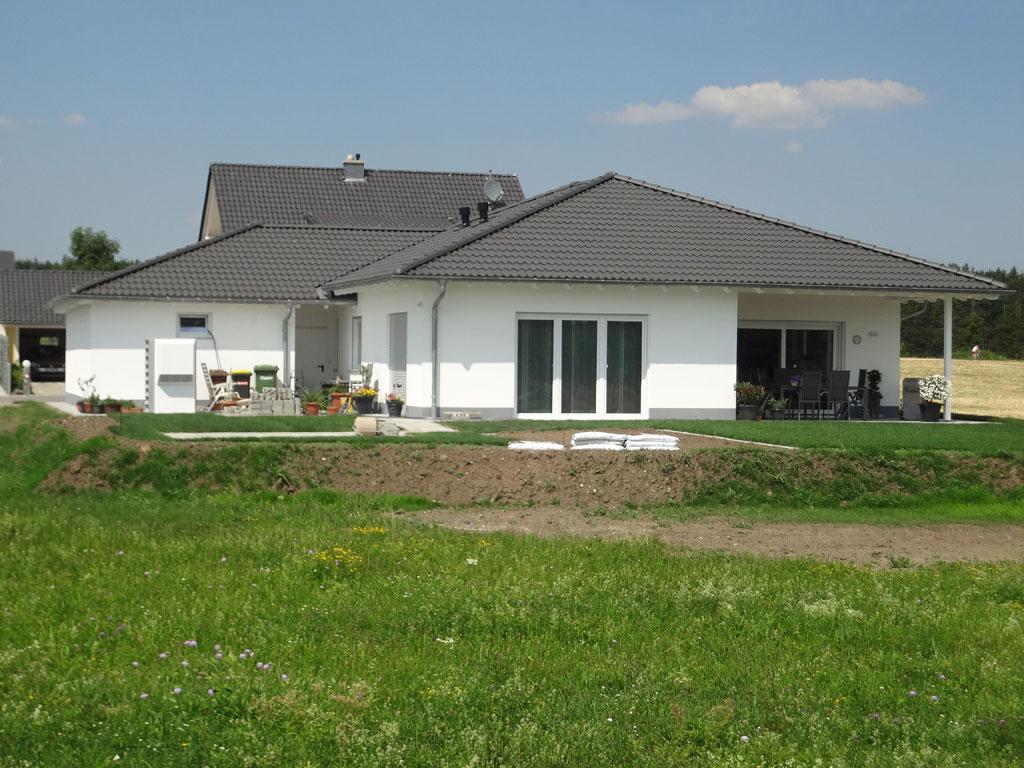 Bungalow Müller Massivhaus