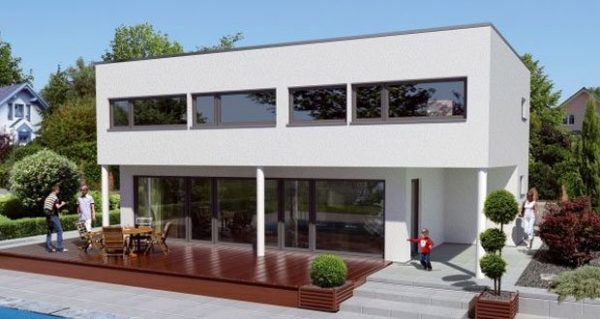 Haus C150 | OPTA Massivhaus