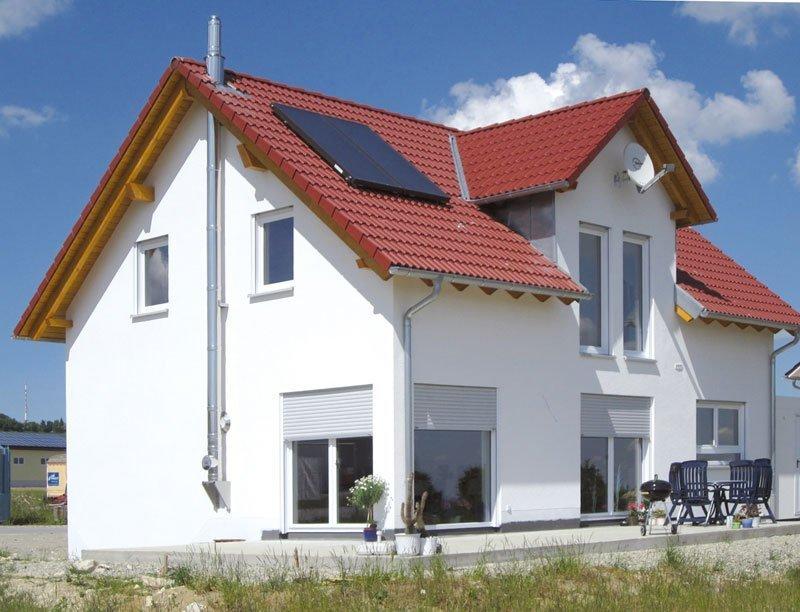 Hauslinie Klassik | OPTA Massivhaus | Hans Eberhardt GmbH Wohnbau, 89081 Ulm-Ermendingen