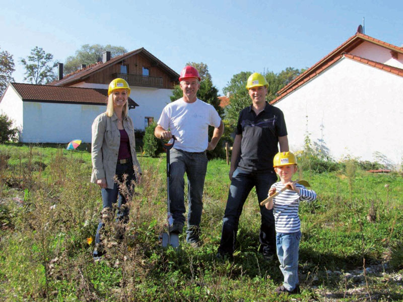 Familie Gaul | OPTA Massivhaus