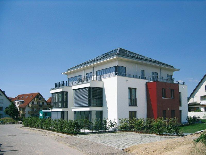 Hauslinie Mehrfamilienhaus | OPTA Massivhaus