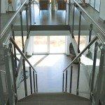 OPTA Erlebnis - Treppe
