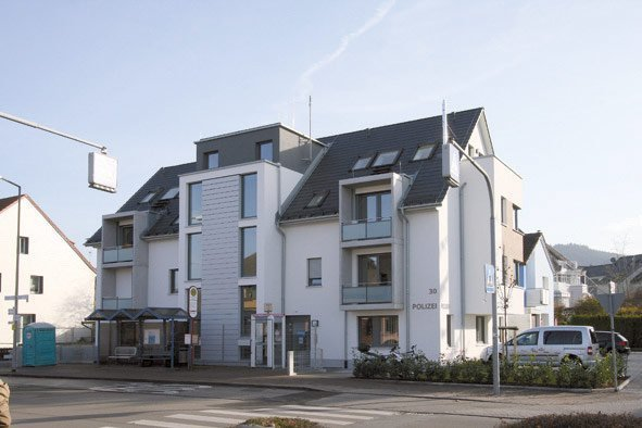 Individuelles Mehrfamilienhaus - OPTA Massivhaus