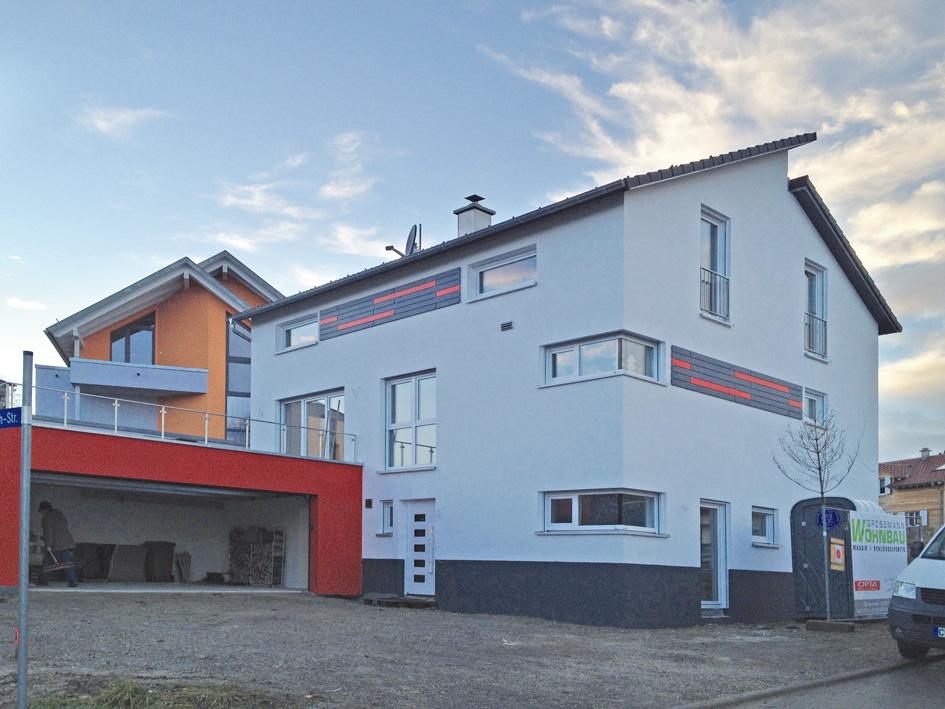 Massivhaus Avantgarde | OPTA Massivhaus