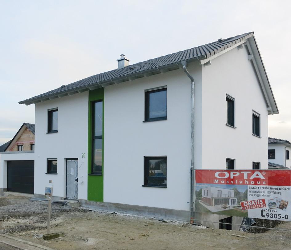 Massivhaus Klassik | OPTA Massivhaus