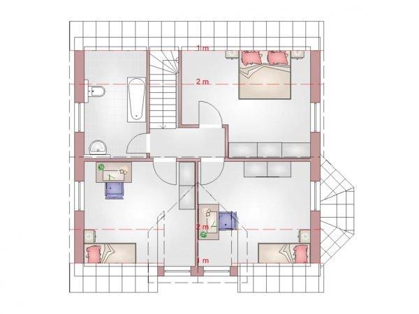 Klassik 120 Dachgeschoss