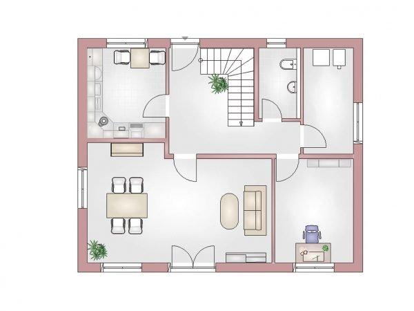 Klassik 140 Erdgeschoss