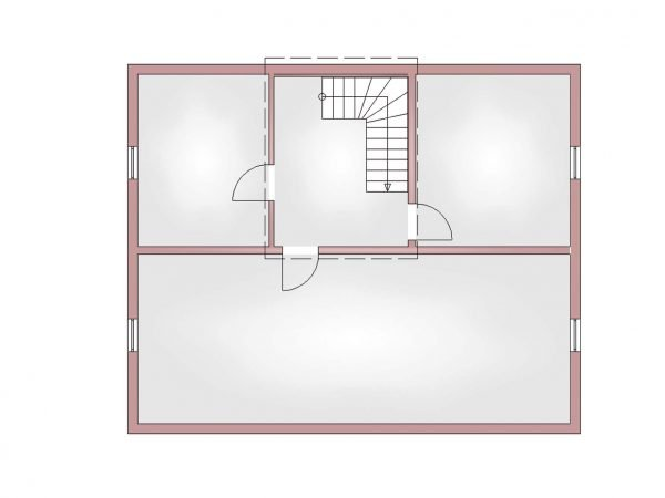 Klassik 140 Kellergeschoss