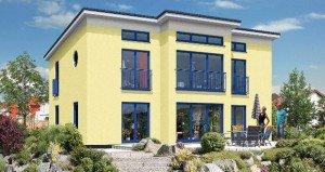 Haus Avantgarde A140-6 | OPTA Massivhaus
