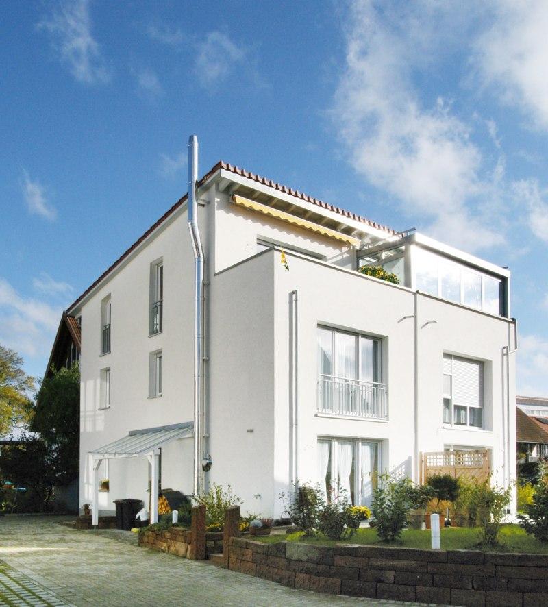 Individuelle Hausplannung Avantgarde 2 | OPTA Massivhaus
