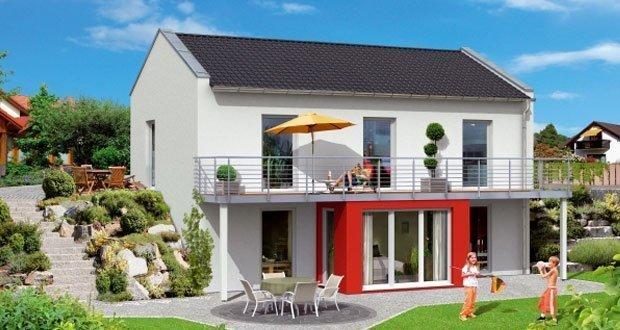 Haus K120 | OPTA Massivhaus