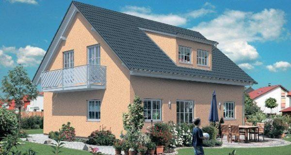 Haus K140-1 | OPTA Massivhaus