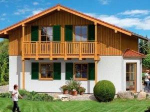 Haus L100 | OPTA Massivhaus