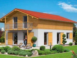 Haus L120 | OPTA Massivhaus