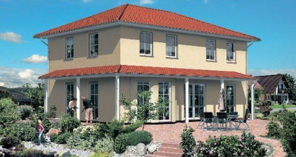 Haus M120 | OPTA Massivhaus