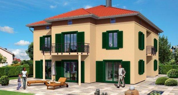 Haus V300 | OPTA Massivhaus