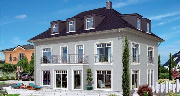 Haus V380 | OPTA Massivhaus